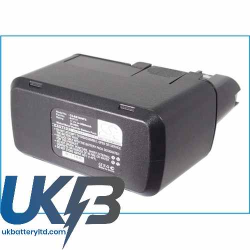 Replacement Battery Batteries For WURTH 702300512 CS BS3300PX