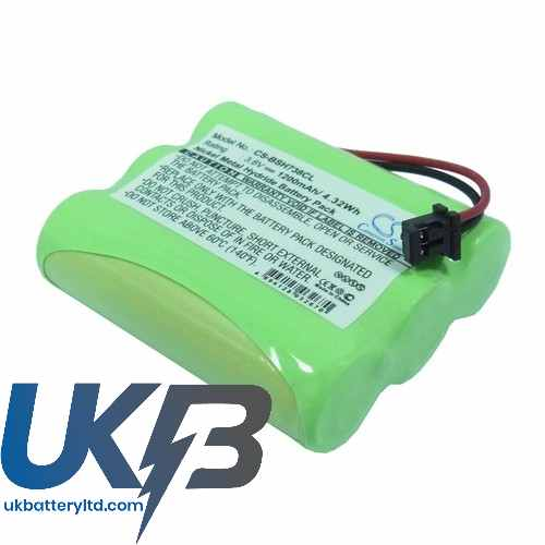 Replacement Battery Batteries For BOSCH CT XTAM519 CS BSH738CL
