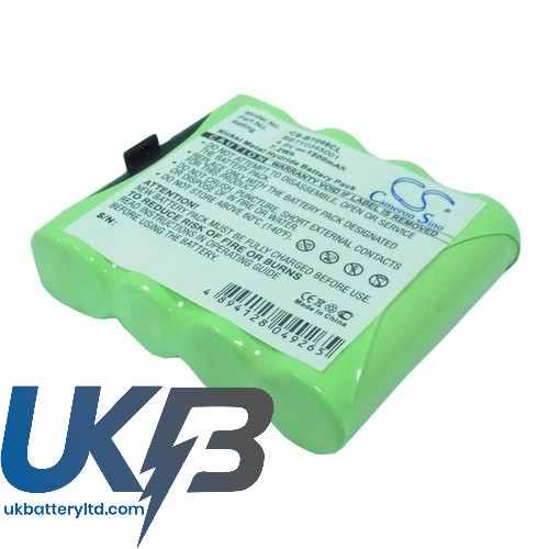 Replacement Battery Batteries For TELEFUNKEN CC5 CS BT098CL