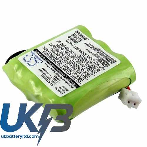 Replacement Battery Batteries For GP T427 CS BTE300CL