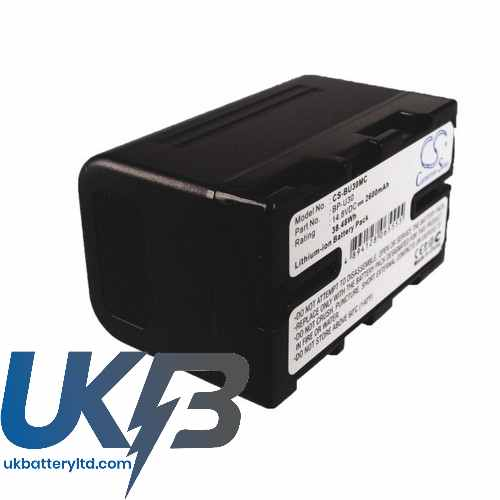Replacement Battery Batteries For SONY PMW 160 CS BU30MC