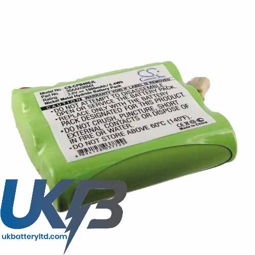 Replacement Battery Batteries For SOUTHWESTERN BELL FF 5000 CS CPB400JL