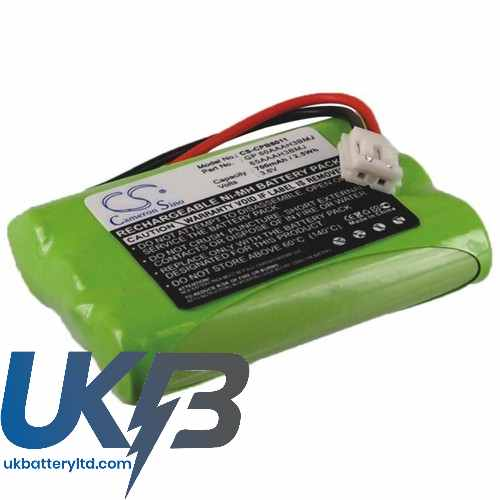 Replacement Battery For GP 0710 60AAAH3BMJ 65AAAH3BMJ