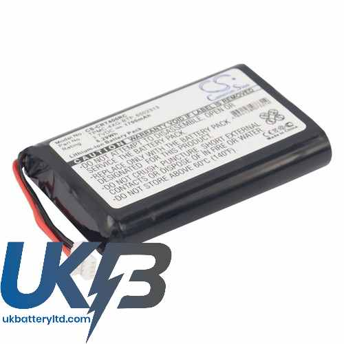 Replacement Battery Batteries For CRESTRON A0356 CS CRT400RC