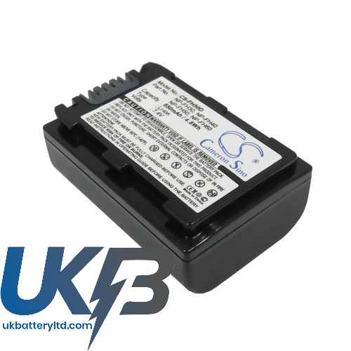 Replacement Battery Batteries For SONY Alpha 380 CS FH50D