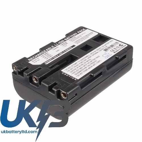 Replacement Battery Batteries For SONY Alpha DSLR A850Q CS FM50