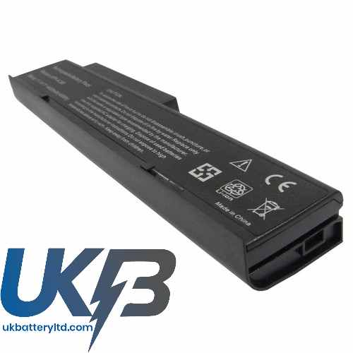 Replacement Battery Batteries For FUJITSU Amilo ProV2065 CS FU1650NB