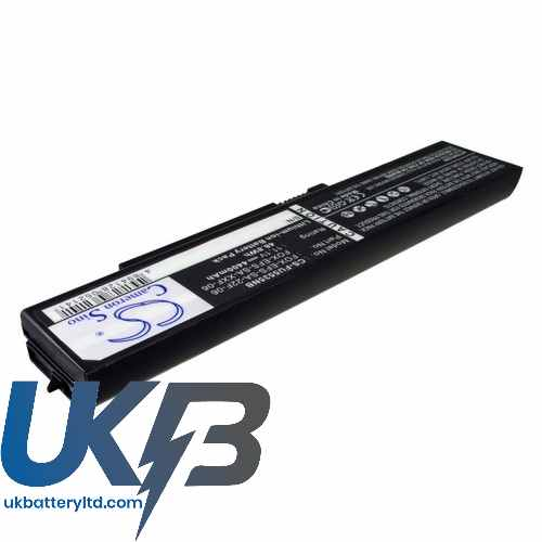 Replacement Battery Batteries For FUJITSU Esprimo Mobile V5555 CS FU5535NB