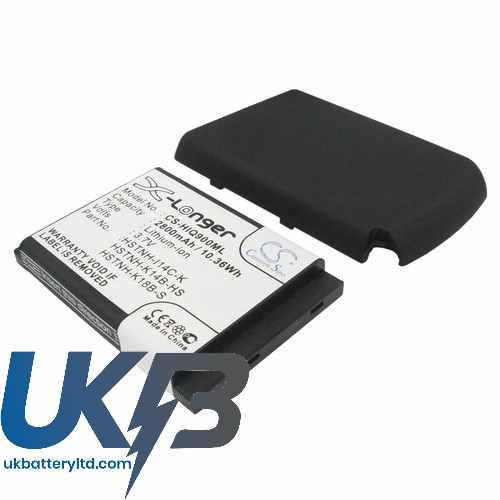 Replacement Battery Batteries For HP 452584 001 CS HIQ900ML
