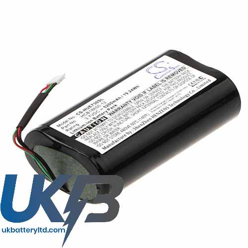 Replacement Battery Batteries For HUAWEI HCB18650 12 CS HUE730SL