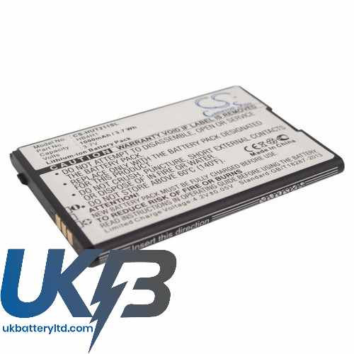 Replacement Battery Batteries For KPN HB4H1 CS HUT211SL