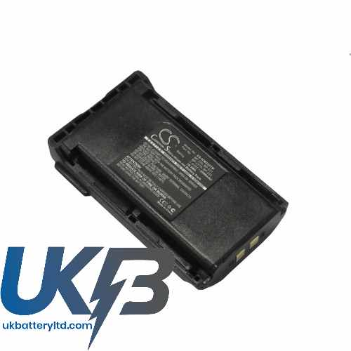 Replacement Battery Batteries For ICOM IC F4161DS CS ICM233TW