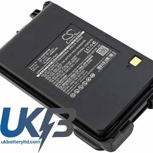 Replacement Battery Batteries For ICOM IC V80E CS ICM400TW