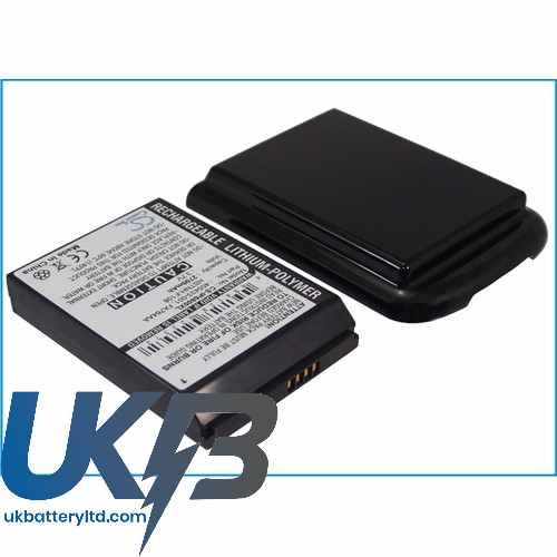 Replacement Battery Batteries For HP iPAQ rw6815 CS IP6800XL