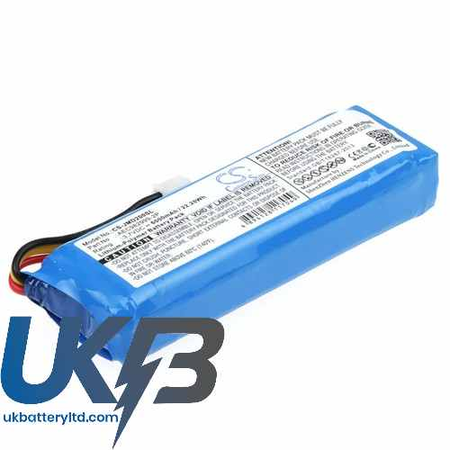 Replacement Battery Batteries For JBL Charge CS JMD200SL
