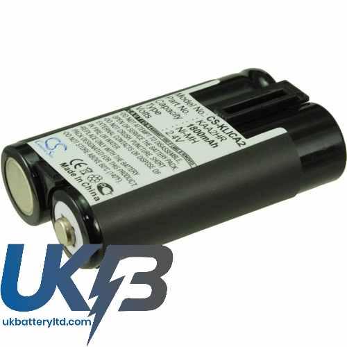 Replacement Battery Batteries For KODAK Easyshare C743 CS KLICA2