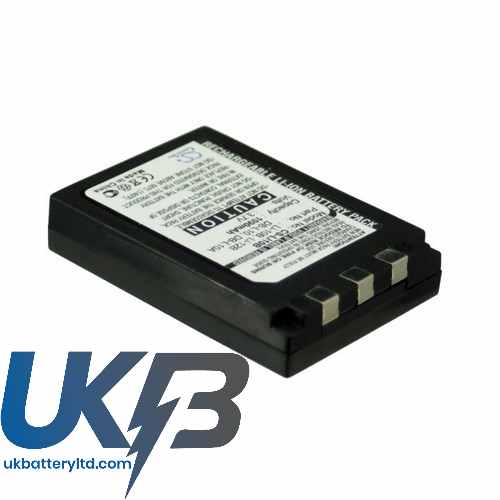 Replacement Battery Batteries For OLYMPUS Camedia C 470 Zoom CS LI10B