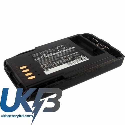 Replacement Battery For Motorola AP-6574 FTN6574 FTN6574A CEP400 MTP800 MTP850