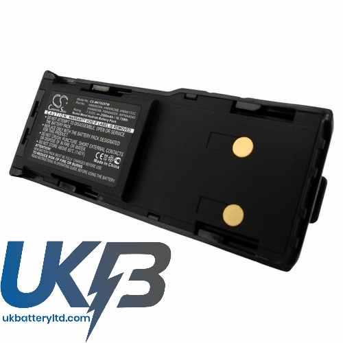 Replacement Battery For Motorola HNN8133C HNN8308A HNN9628 CP250 CP450 CP450LS