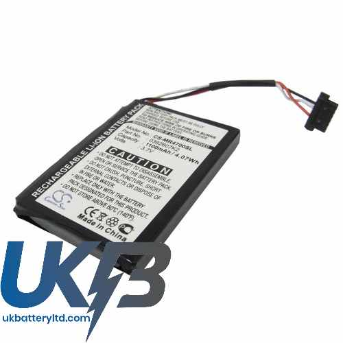 Replacement Battery Batteries For MAGELLAN 0392607k2 CS MR4700SL