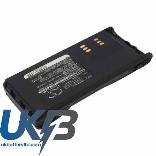 Replacement Battery For Motorola HNN9008A HNN9008AR HNN9009A GP1280 GP140 GP240