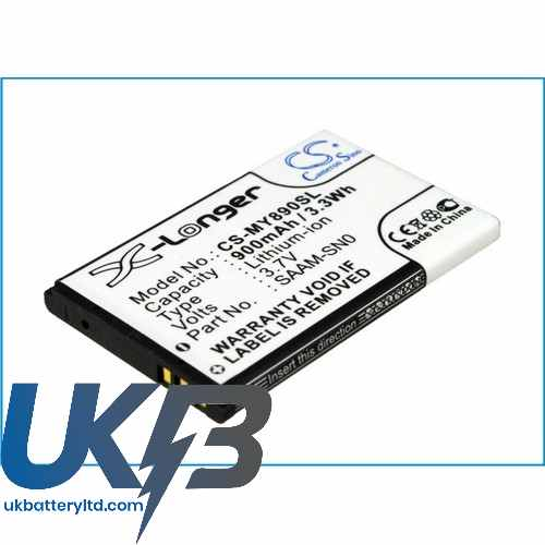 Replacement Battery For Vertu BL-4V Ascent