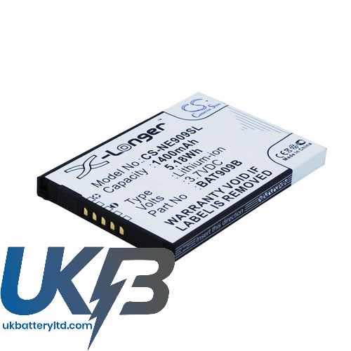 Replacement Battery Batteries For NEC GzOne IS11CA CS NE909SL