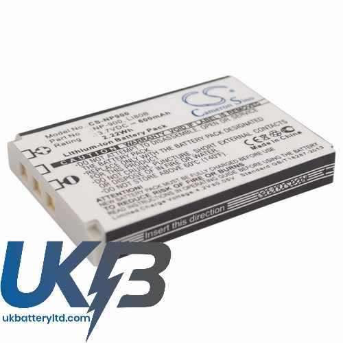 Replacement Battery Batteries For UFO 02491 0037 00 CS NP900