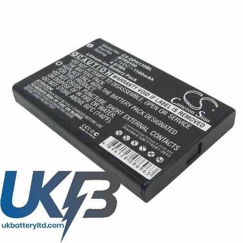 Replacement Battery For Denso BT-50L BHT500
