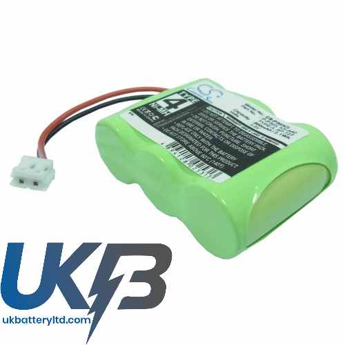 Replacement Battery Batteries For UNIDEN 2339 CS P303CL