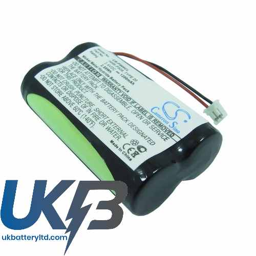 Replacement Battery For Uniden EHD1200GB EP-200 EX-A2950