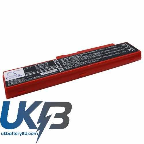 Replacement Battery Batteries For SAMSUNG X120 CS SNC310HT
