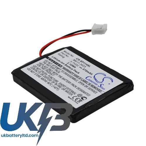Replacement Battery For Sony MK11-3023 CECHZK1UC PlayStation 3 Wireless Qwerty PS3 Keypad