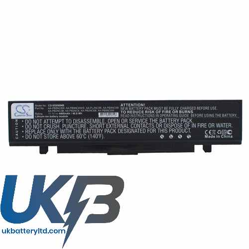 Replacement Battery Batteries For SAMSUNG AA PB2NC6B CS SSX60NB