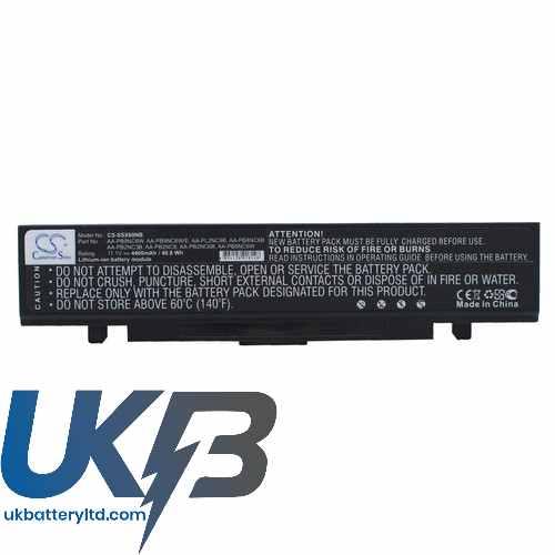 Replacement Battery Batteries For SAMSUNG AA PB2NC6B-E CS SSX60NB