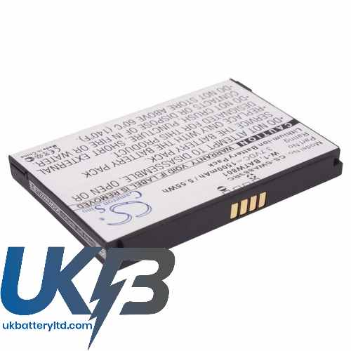 Replacement Battery For Virgin Mobile Overdrive Pro 3G 4G