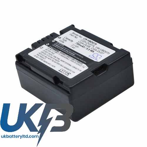 Replacement Battery Batteries For HITACHI DZ BX37E CS VBD070