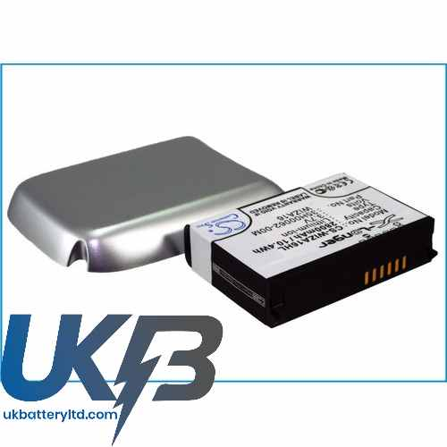 Replacement Battery For Qtek 35H00062-00M HTC098347 WIZA16 9100