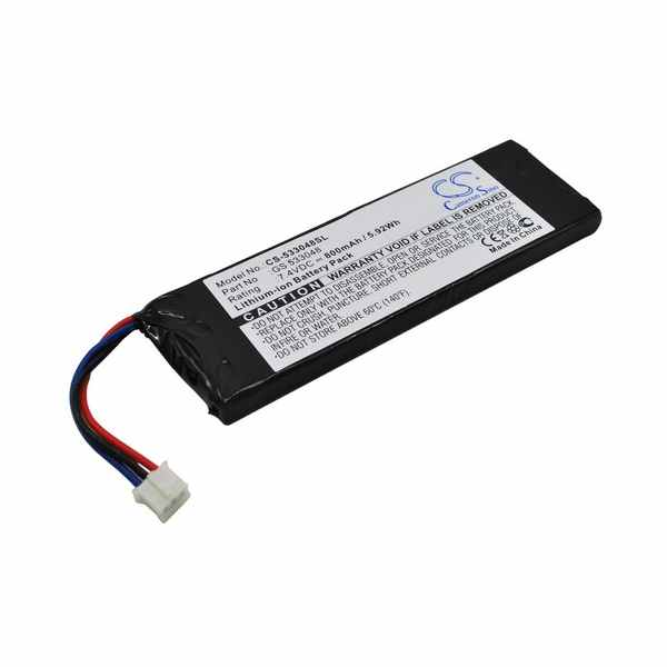 Replacement Battery Batteries For SONSTIGE GS533048 CS 533048SL