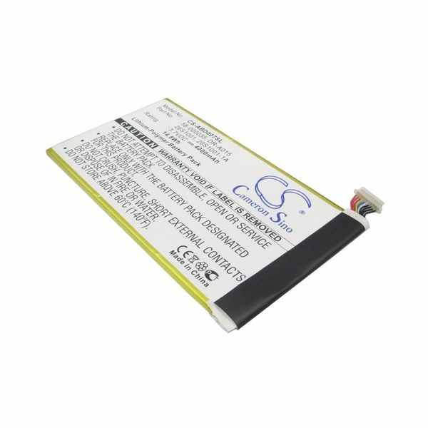 Replacement Battery Batteries For AMAZON 26S1001 1A CS ABD007SL