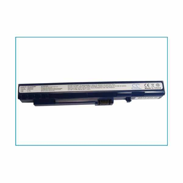 Replacement Battery Batteries For ACER Aspire One A150 BGb CS ACZG5NT