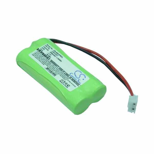 Replacement Battery Batteries For TOMY Digital Plus Monitor TD350 CS ADL970CL