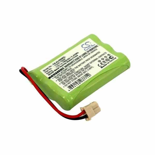 Replacement Battery Batteries For AUDIOLINE 10245 10544 CS ALD935CL
