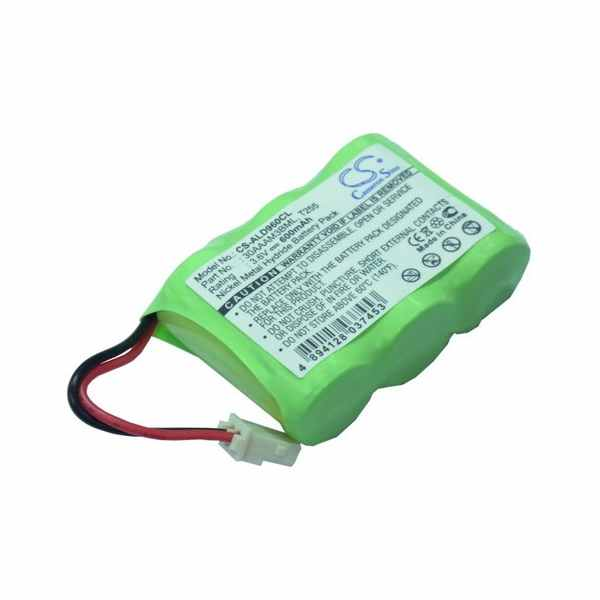 Replacement Battery Batteries For DORO 14501455 CS ALD960CL