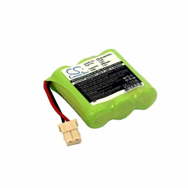 Replacement Battery Batteries For AUDIOLINE 971G CS ALD970CL