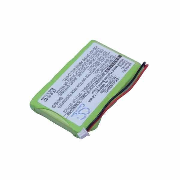 Replacement Battery Batteries For AUDIOLINE 591738 CS ALS200CL