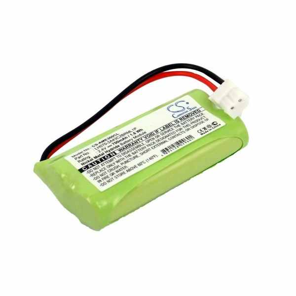 Replacement Battery Batteries For AMERICAN E30021CL CS AME300CL