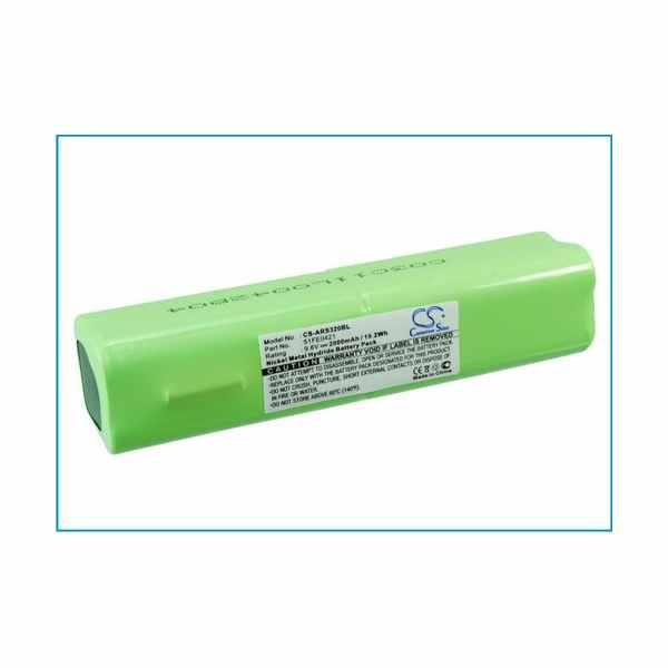 Replacement Battery Batteries For ALLFLEX 51FE0421 CS ARS320BL