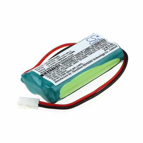 Replacement Battery Batteries For AIR SHIELDS VICKERS 2HR 4UC CS ASM103MD