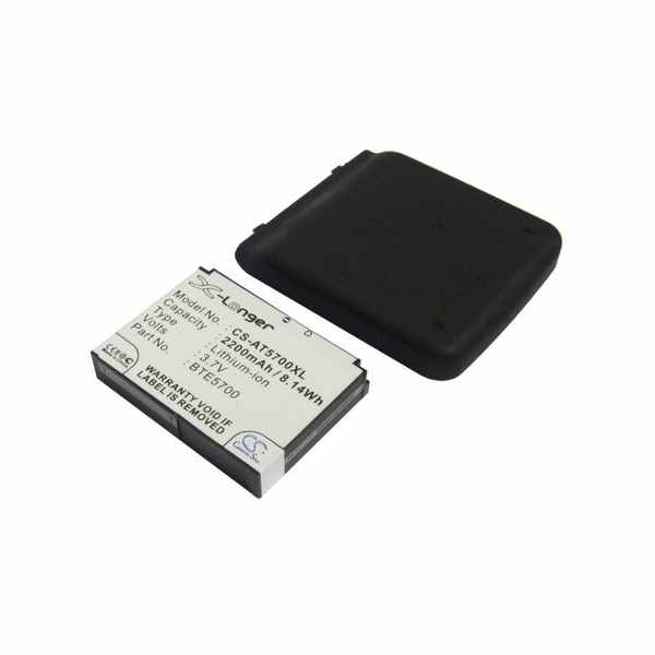 Replacement Battery For Audiovox BTE5700 SMT5700 SMT-5700